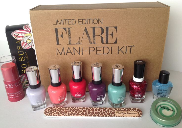Topbox FLARE Mani-Pedi Kit Review: http://imnotsoho.com/?page_id=2366