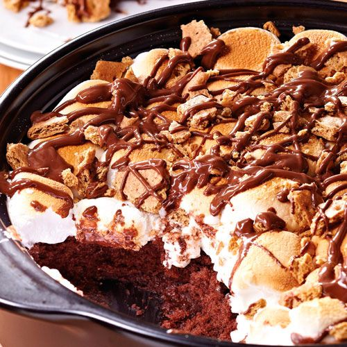 S'more Cake  - The Pampered Chef®