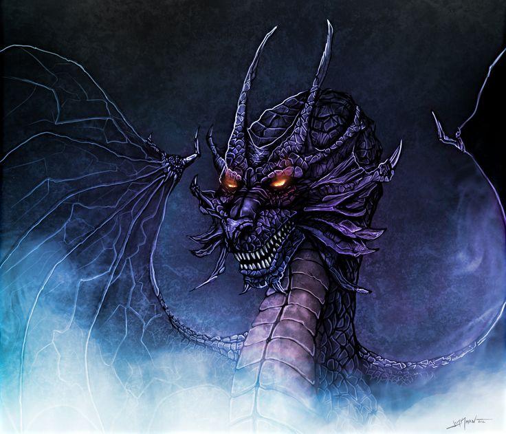 Ancestral dragon