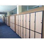 Lockers Custom made lockers