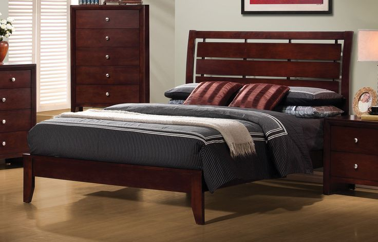 Magnifique Furniture - California King Bed  CS201971KW, $223.00 (http://www.magnifiquefurniture.com/california-king-bed-cs201971kw/)