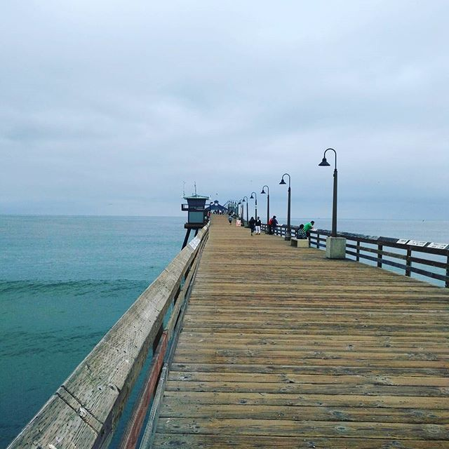 A walk on the Imperial Beach Pier is always nice!  #imperialbeach #pier #sandiego #cali #southerncalifornia #beach #california #southerncali #photography #photographer #photograph #picoftheday #photooftheday #nature #ocean #sea #photo #picture #imperialbeachlocals #sandiegoconnection #sdlocals #iblocals - posted by Danny  https://www.instagram.com/dannyandcoffee. See more post on Imperial Beach at http://imperialbeachlocals.com