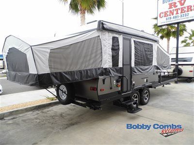 New 2016 Forest River RV Rockwood Extreme Sports 282TESP Folding Pop-Up Camper at Bobby Combs RV | El Cajon, CA | #1636
