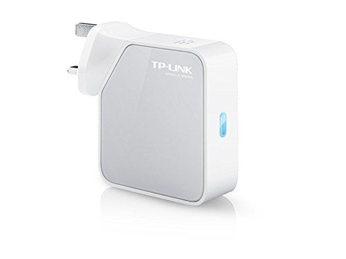TP-LINK TL-WR810N Universal Wireless 300 Mbps Pocket Travel Router/Range Extender/AP/TV Adapter TP-LINK TL-WR810N - wireless router - 802.11b/g/n - wall-pluggable (Barcode EAN = 6935364093228). http://www.comparestoreprices.co.uk/january-2017-2/tp-link-tl-wr810n-universal-wireless-300-mbps-pocket-travel-router-range-extender-ap-tv-adapter.asp