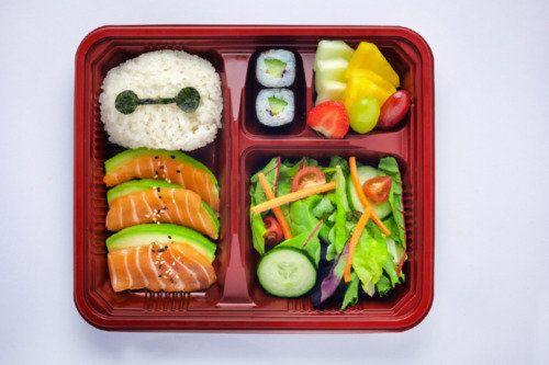 Big Bento Six at Yo! Sushi, Manchester, Trafford Centre