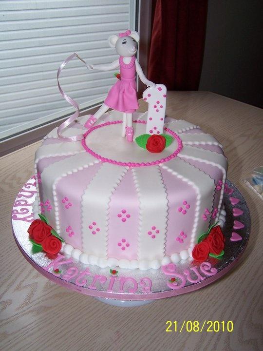 28 Best Cakes Images On Pinterest Angelina Ballerina Ballerina
