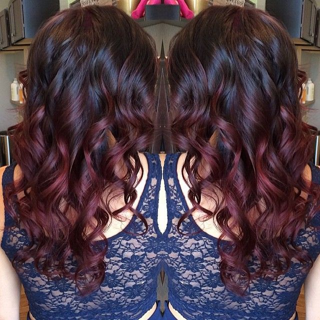 Pin By Melissa Smith On My Haircolor Creations Balayage