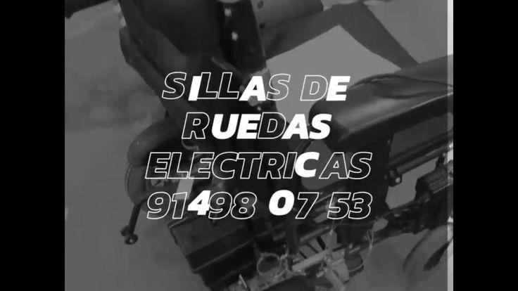 SILLAS DE RUEDAS ELECTRICAS (( 914980753)), sillas de ruedas electricas ...