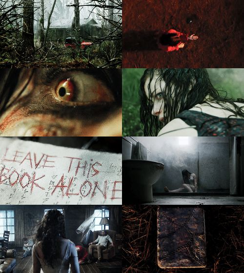 Evil Dead (2013)  This was the creepiest movie ive seen in a long time!
