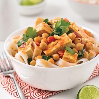 Mijoté végé aux arachides à la mijoteuse - Recettes - Cuisine et nutrition - Pratico Pratiques