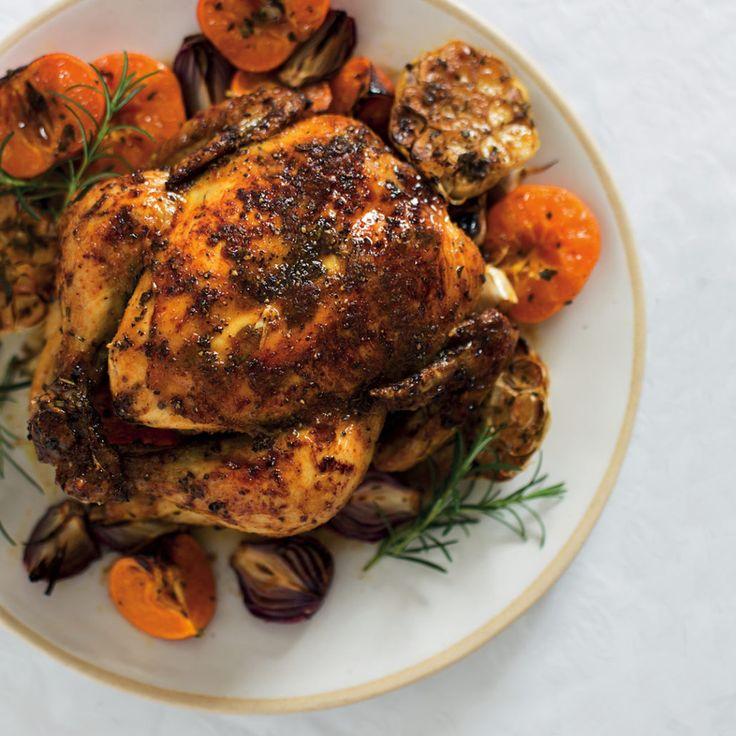 Naartjie grilled chicken - MyKitchen
