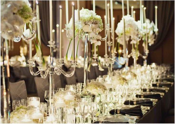Wedding Reception Ideas: The Magic of Candlelight - MODwedding#at_pco=tst-1.0&at_si=5464230d5aa5d233&at_ab=per-2&at_pos=0&at_tot=2