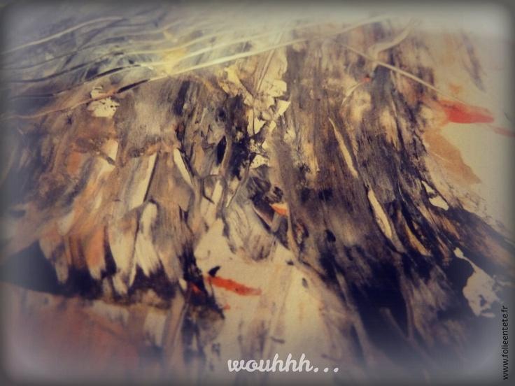 le loup rôde ...