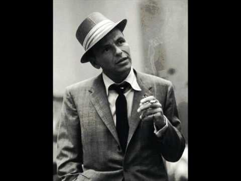 an analysis of frank sinatra s song Frank sinatra authograph study  sinatra's contract signatures and his less formal in-person signature  frank sinatra's signature remained as subtle as his.