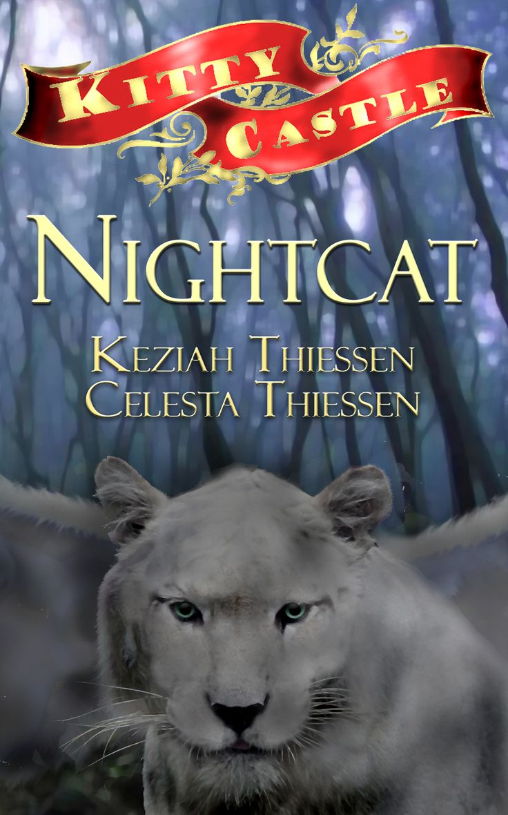 In this first book of the Kitty Castle adventure series, the princes and princesses learn the secret of the night cats. With the help of their own night cat, the children must stop the dragons from ruining the kingdom.   Celesta and Keziah Thiessen are a mother and daughter team who wrote these books together for fun because they both love stories and using their imaginations. They started writing the series when Keziah was seven years old.   Free on Amazon!  http://amzn.com/B004S3HTNQ