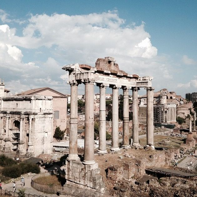 Rome City Driving Tour: Visit and Experience Must-See Landmarks With The Roman Guy