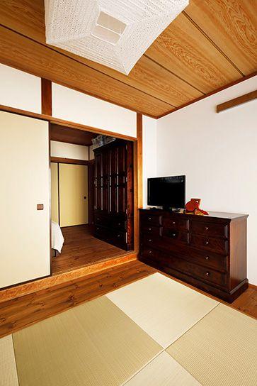 リフォーム・リノベーションの事例 1F 和室 施工事例No.572ちょうどいい距離感の二世帯住宅 スタイル工房