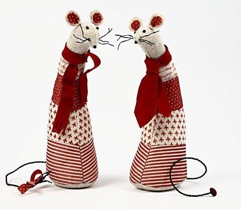 Vivi Gade nysgerrige mus
