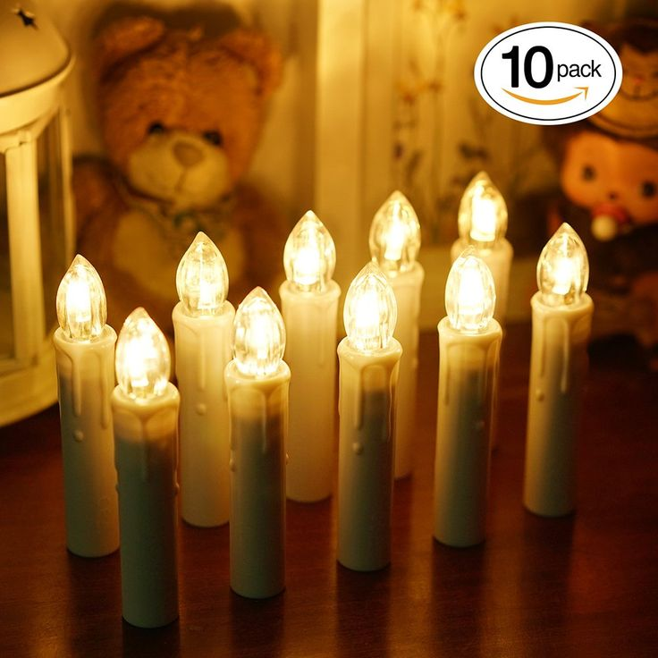 how to make taper candles