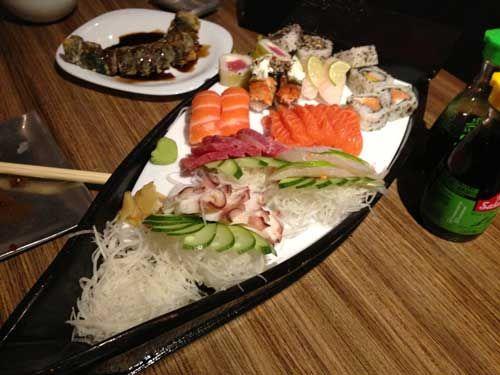 Tayo Restaurante Japonês - Barca