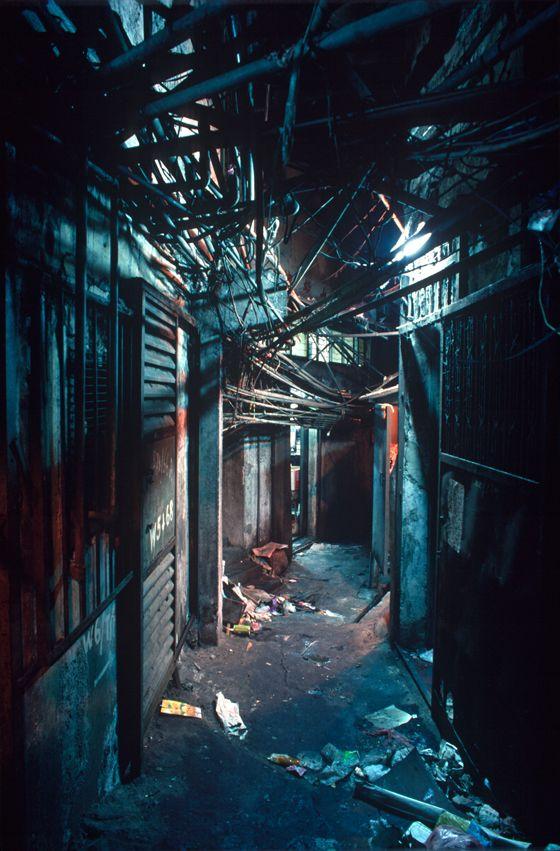 'Harmonious Anarchy': revisiting Hak Nam, Hong Kong's slum city | News