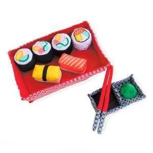 Dinette du monde, sushi party #dinettedumonde #sushidinette