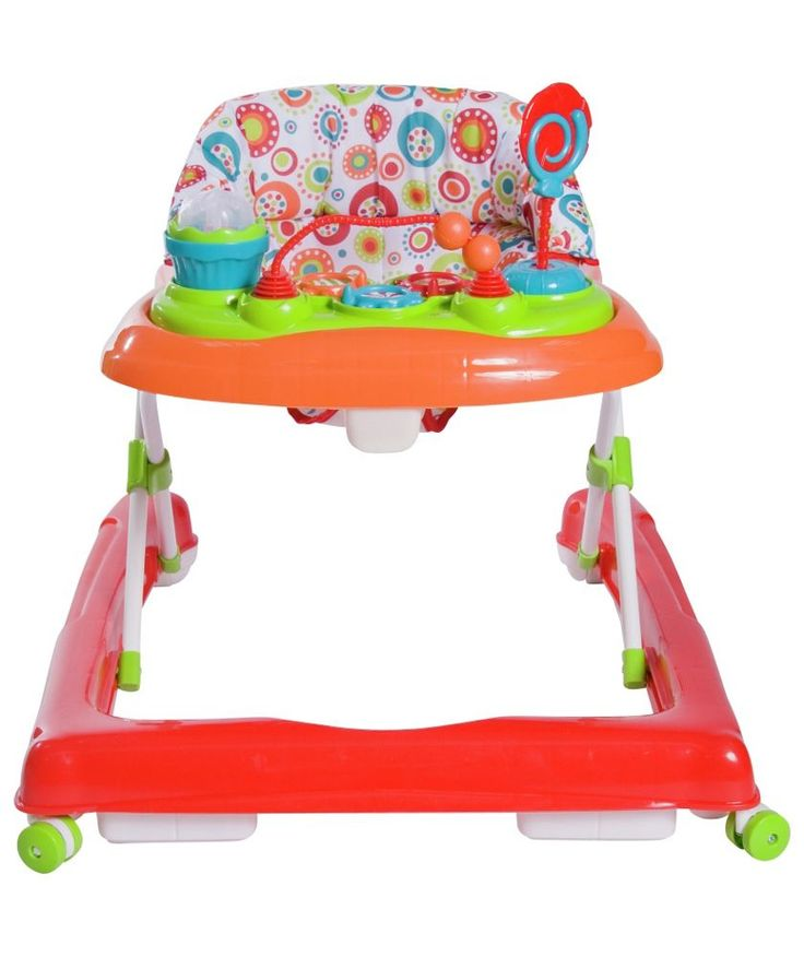 Buy Redkite Baby Go Round Twirl Brights Baby Walker at Argos.co.uk - Your Online Shop for Baby walkers.