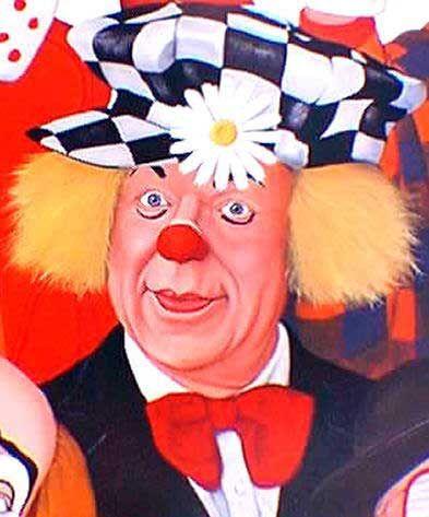 Oleg Popov   http://famousclowns.org/famous-clowns/oleg-popov-the-sunshine-clown/ #OlegPopov #SunshineClown