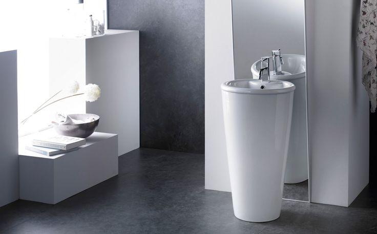 29 best lavabos de porcelana circular images on pinterest for Lavabos de porcelana