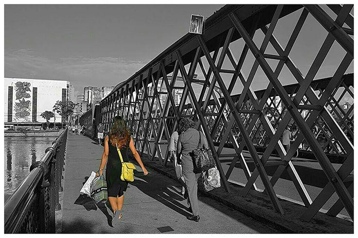 Ponte Imperatriz / Recife  Centro da Cidade