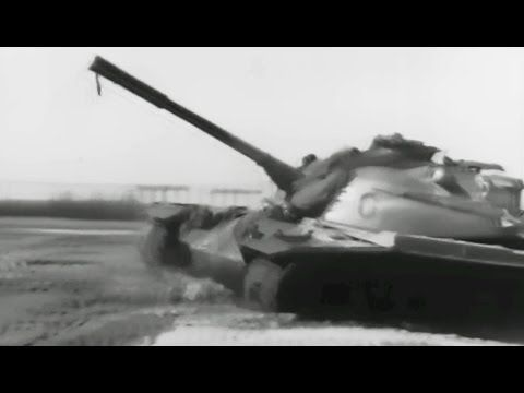 "(57) M48 Patton Tank: ""Birth of a Tank"" 1954 US Army; The Big Picture TV-292 - YouTube"