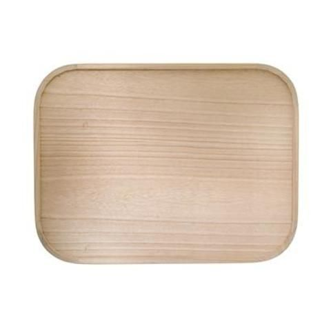Bloomingville Paulowina Large Tray Natural - Trouva