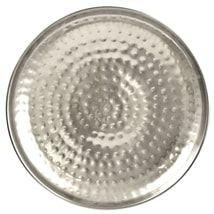 Ljusfat silver