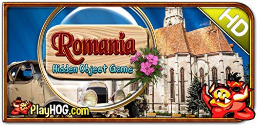 cool Video Games & more - Romania - Hidden Object Game  #Video #Games