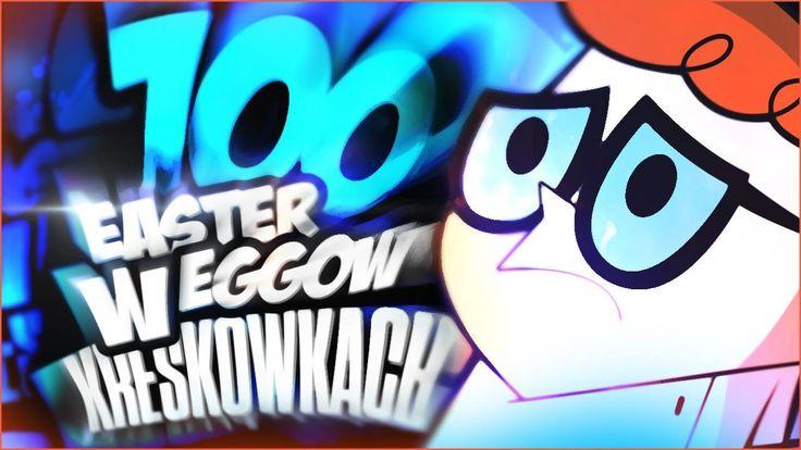 100 EASTER EGGÓW W KRESKÓWKACH! | Cyprian!