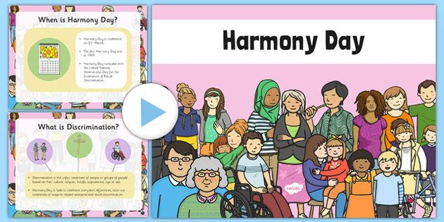 Australia - Harmony Day PowerPoint Presentation