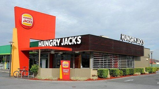 Hungry Jack's, Townsville - 20-22 Ross River Rd - Restaurant ...