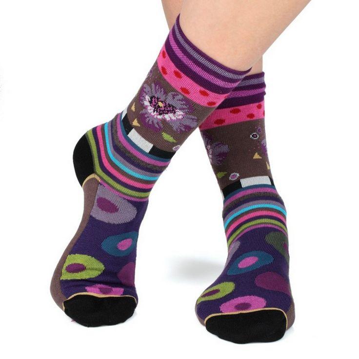 Chaussettes colorées Dub et drino