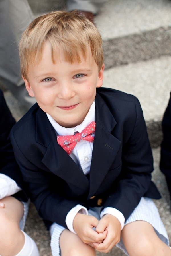 im all over these seersucker shorts and vineyard vines bow tie for my ring bearer!