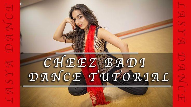 CHEEZ BADI | DANCE TUTORIAL | Machine |Udit Narayan & Neha Kakkar