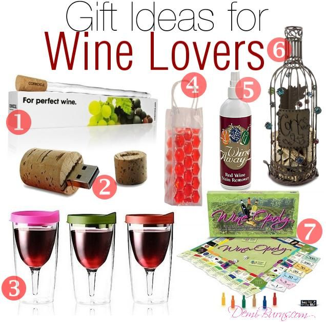 Christmas Gift Ideas For Design Lovers: 17 Best Ideas About Gifts For Wine Lovers On Pinterest