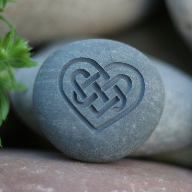 Celtic Heart - Symbol of Love
