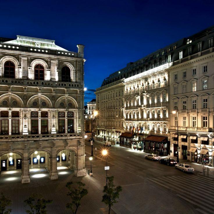 Hotel Sacher Wien—Vienna, Austria. #Jetsetter