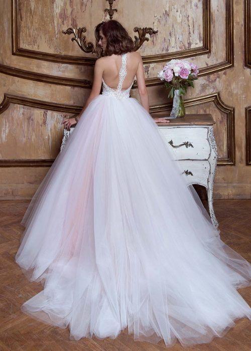 Wedding dress Orlenda by Ange Etoiles. Sweetheart neckline elegant ...