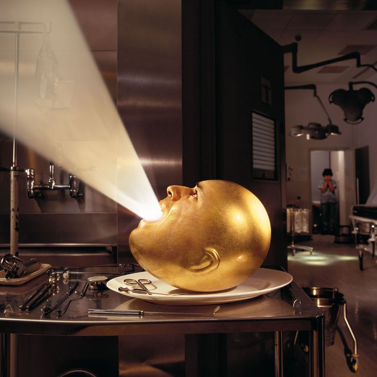 The Mars Volta - Deloused in the Comatorium | by Storm Thorgerson