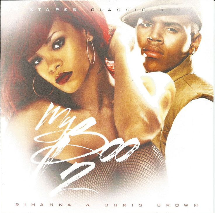 MY BOO 2 - CHRIS BROWN & RIHANNA CD DJ Smooth Denali