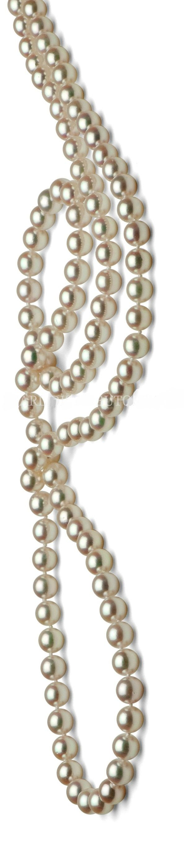 Pearls that are created with a nucleus irritant introduced by hand are cultured pearls. Most pearls today are cultured whether saltwater or freshwater.