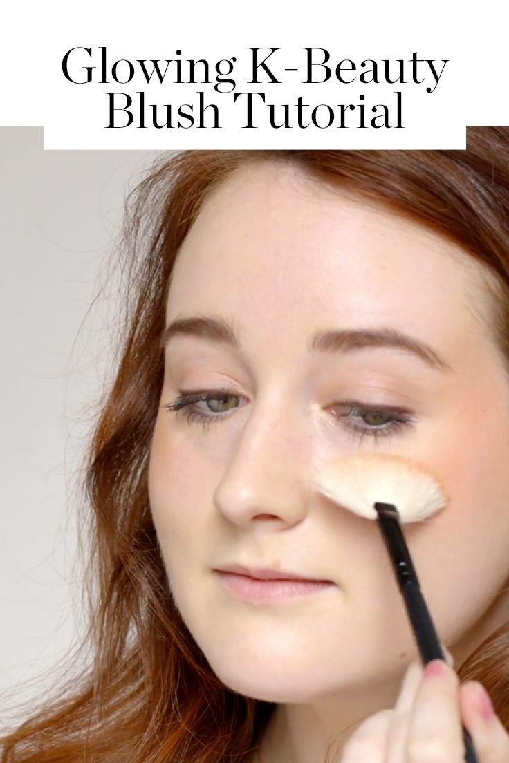 How to Apply Blush Like a Korean-Beauty Superstar via @PureWow