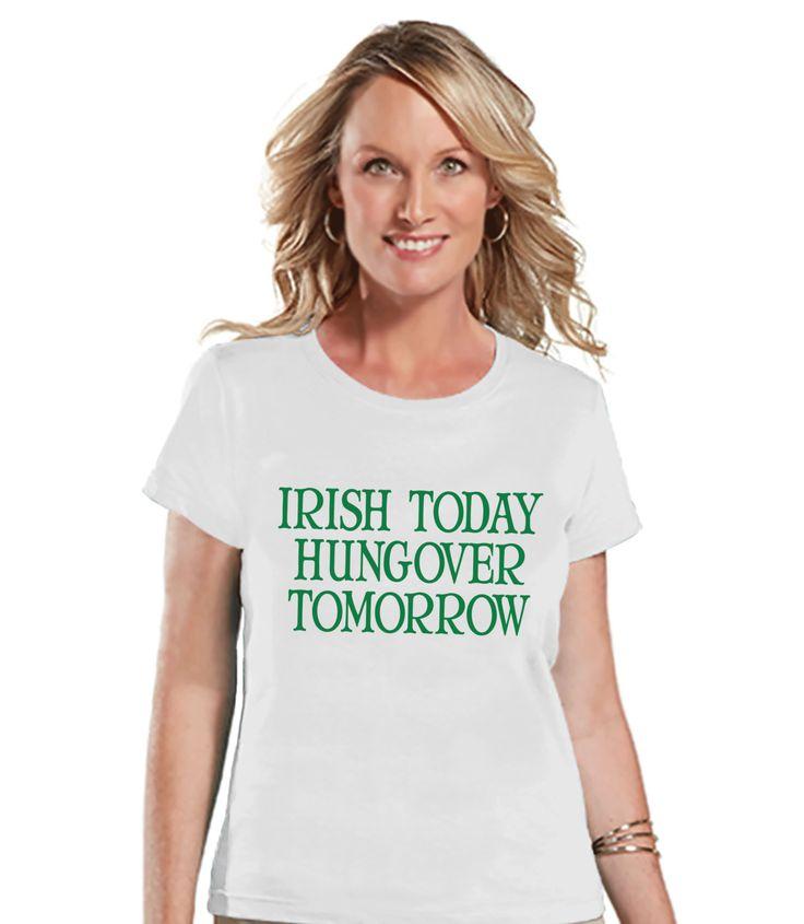Funny Women's Drinking Shirts
