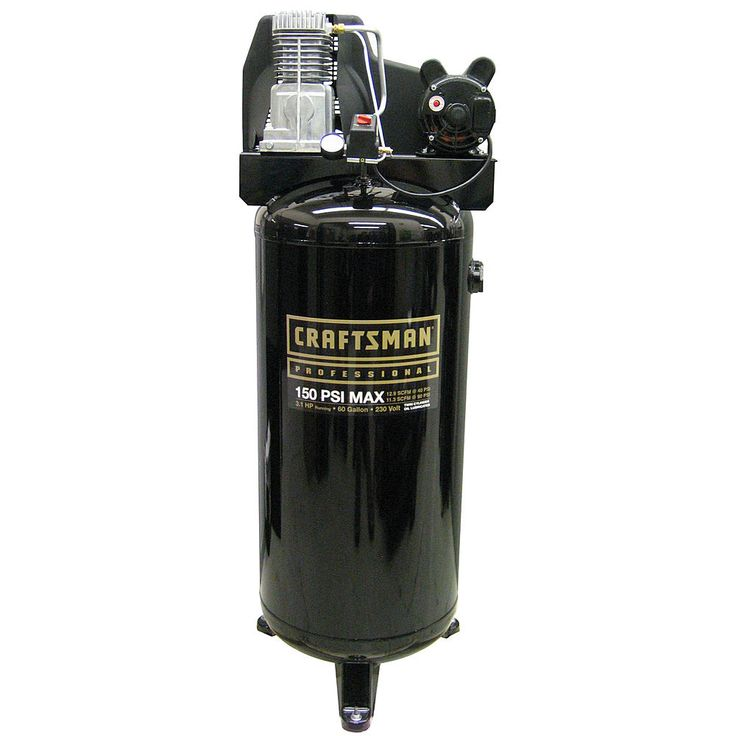 Craftsman Professional 60-Gallon Air Compressor: Get it Done at Sears